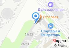 Компания «Тепломаркет-М» на карте