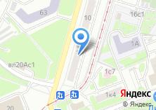 Компания «Ирбис-Д» на карте