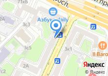 Компания «Арт-Академия» на карте