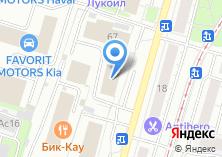 Компания «Ремонт окон Коптево» на карте