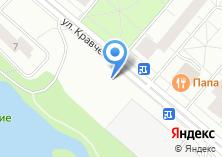 Компания «Паскавто 340» на карте