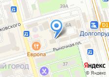 Компания «Art-gsm» на карте