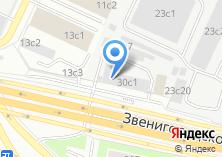 Компания «Aprica» на карте