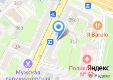 Компания «Медик» на карте