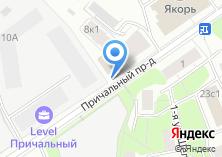 Компания «BannerServise» на карте