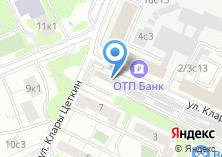 Компания «СвязьРегион» на карте