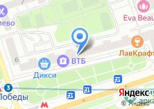 Компания «МедЭлитКонсалтинг» на карте