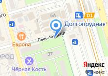 Компания «Белорусский фермер» на карте