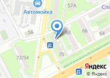 Компания «Атриум» на карте