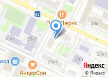 Компания «ЭЛБИ КРЕАТИВ-ГРУП» на карте