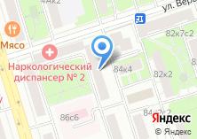 Компания «ОДС Инженерная служба Хорошевского района» на карте