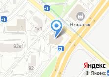 Компания «Удальцова Плаза - бизнес центр» на карте