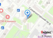 Компания «Форум-Авто» на карте