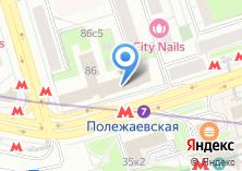 Компания «Институт военно-технической информации Министерства Обороны РФ» на карте