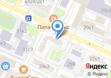 Компания «Этика» на карте
