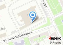 Компания «Филевский автобусно-троллейбусный парк» на карте