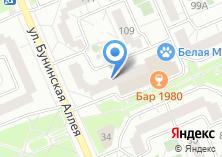 Компания «Магазин нижнего белья на Южнобутовской» на карте