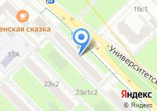 Компания «Ремонтная мастерская на Университетском проспекте» на карте