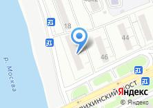 Компания «Мосгрузтранс» на карте