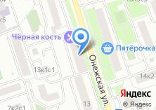 Компания «Канюк» на карте