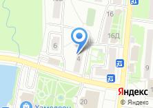 Компания «Ирвин» на карте