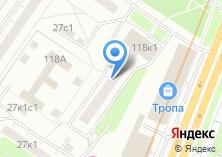 Компания «Мастер плюс» на карте