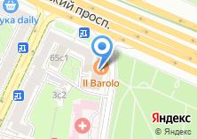 Компания «ЦЕНТРИНВЕСТПРОЕКТ» на карте