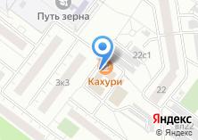 Компания «Евалайн» на карте
