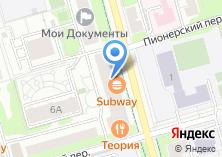 Компания «Ваниль и Корица» на карте