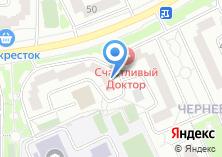 Компания «Парикмахерская на ул. Адмирала Лазарева» на карте