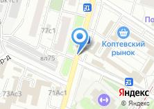 Компания «Массажные-кресла.рф/» на карте