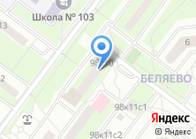 Компания «Professional Open» на карте