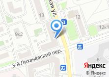 Компания «Фотомастерская на Лихачёвский 3-й пер» на карте