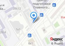 Компания «Шиномонтажная мастерская на Клязьминской» на карте