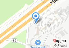 Компания «Тракер» на карте