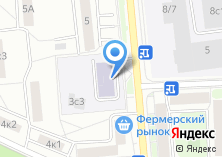 Компания «Колледж предпринимательства №11» на карте