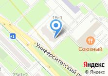 Компания «Academic Dentistry» на карте