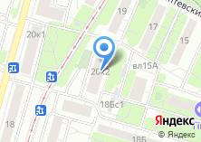 Компания «Инженерно-технический центр союза коммунальных предприятий Московской области» на карте
