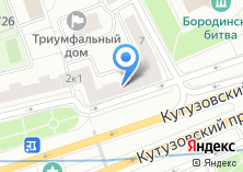 Компания «Евровидео» на карте