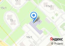 Компания «НИИ военной академии генерального штаба вооруженных сил РФ» на карте