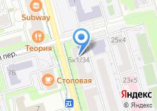 Компания «Общежитие МФТИ» на карте