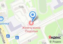 Компания «Контакт Строй» на карте