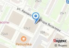 Компания «Kanishchev.com» на карте