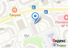 Компания «Орто дом» на карте