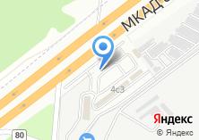 Компания «Тенэк» на карте