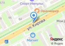 Компания «Подольская городская похоронная служба - ритуальные услуги в Подольске» на карте