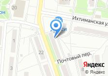 Компания «Evakuator-klimovsk.ru» на карте