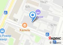 Компания «Мифрил+» на карте