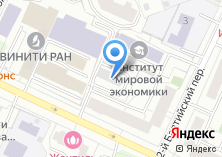 Компания «Московская городская радиотрансляционная сеть» на карте