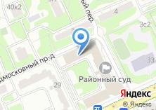 Компания «Муниципалитет внутригородского муниципального образования Коптево» на карте